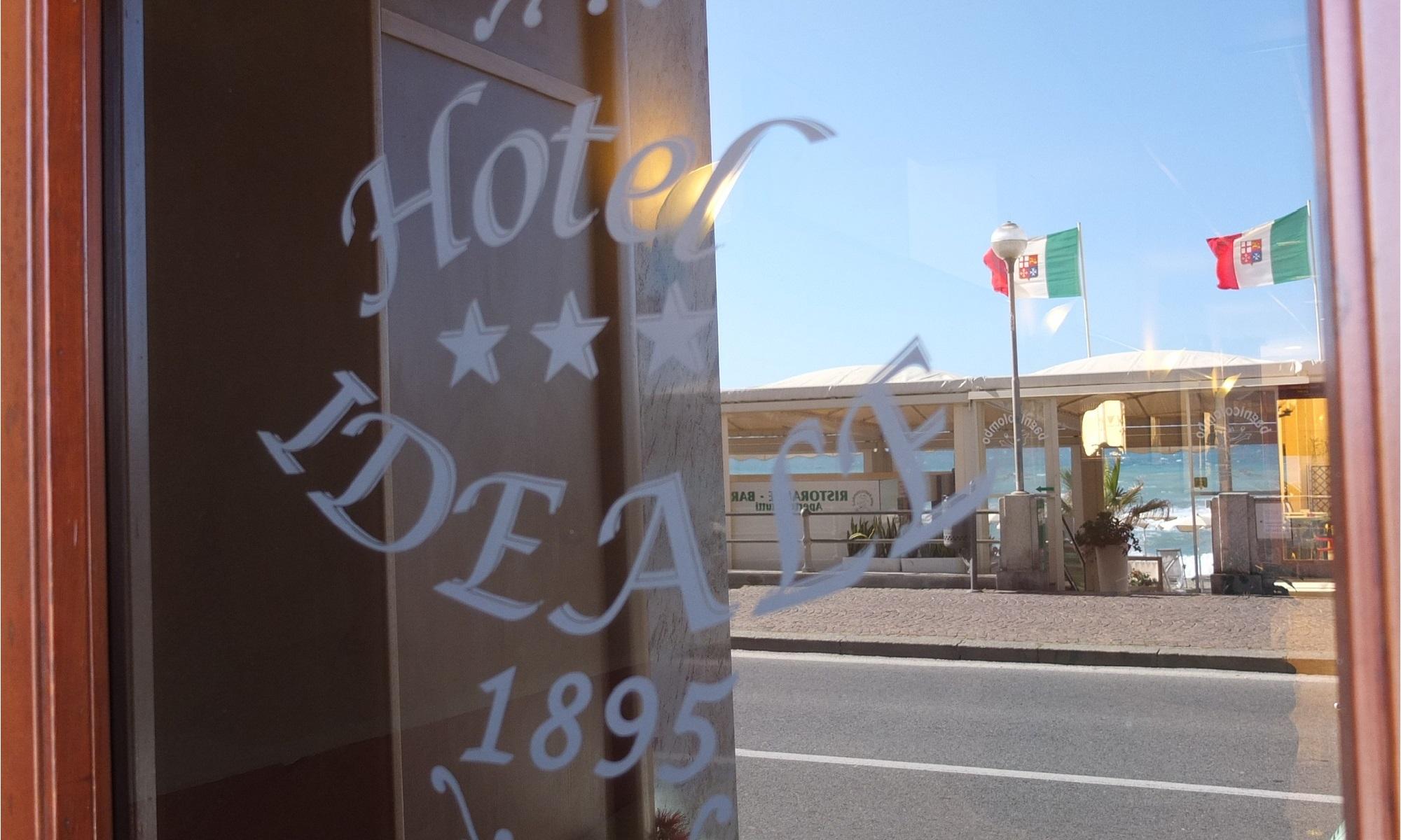 Hotel in Varazze full pension   Hotel Ideale 3 Stars in Liguria